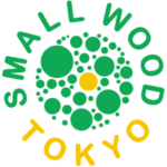 SMALL WOOD TOKYO のあのロゴ。